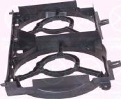 PEUGEOT 106 92- FRONT COWLING, FOR VEHICLES WITHOUT AIR CONDITIONING, PLASTIC, FULL BODY S